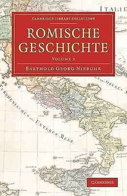 Romische Geschichte by Barthold Georg Niebuhr (Paperback, 2010)
