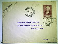 LETTRE MONTPELLIER  EXPOSITION PHILATELIQUE 1939    266CA69