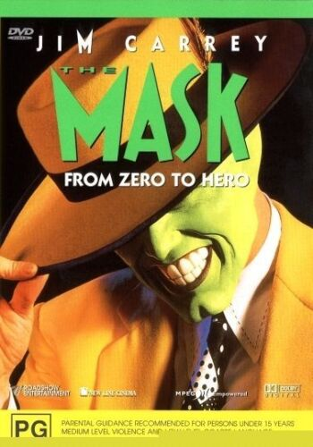1 of 1 - The Mask (DVD, 1998)