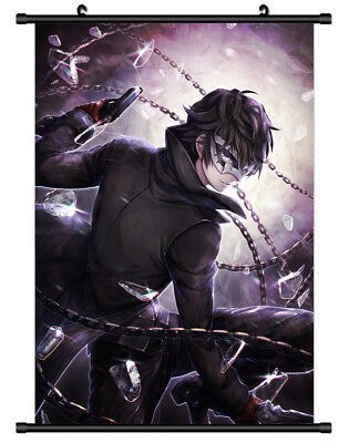 5213 Joker Persona 5 Decor Poster Wall Scroll cosplay