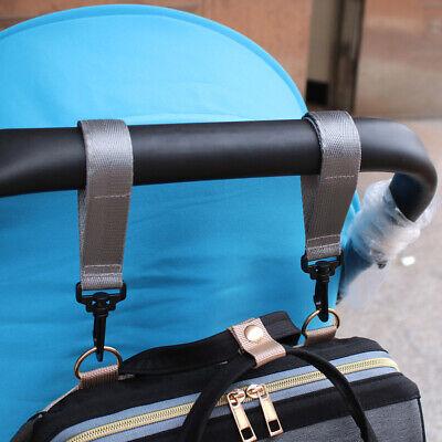 S Trendy Baby Pushchair Stroller Clip Hook Buggy Pram Diaper Bag Hanger NEW