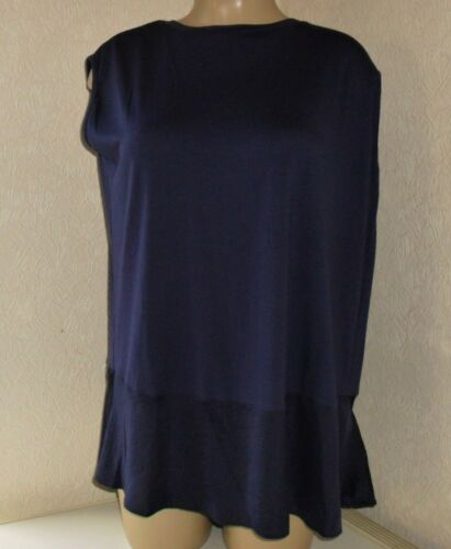 14 or 16 ~BNWT~ NAVY or IVORY NEXT MATERNITY SLEEVELESS TOP SHIRT Size 10