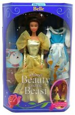 Disney Classics 1991 Beauty and The Beast Belle Doll Mattel 2433