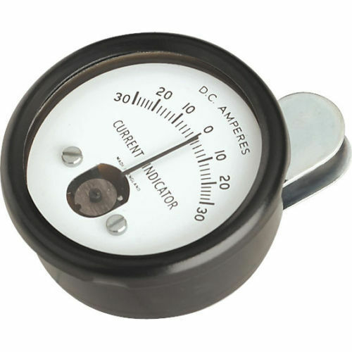 Sealey SPECIAL Clip-On Ammeter 0-30 Amp any direction