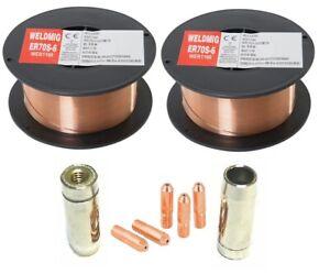 A18 MIG-Filo 1,0 mm x 0,7 kg Spool