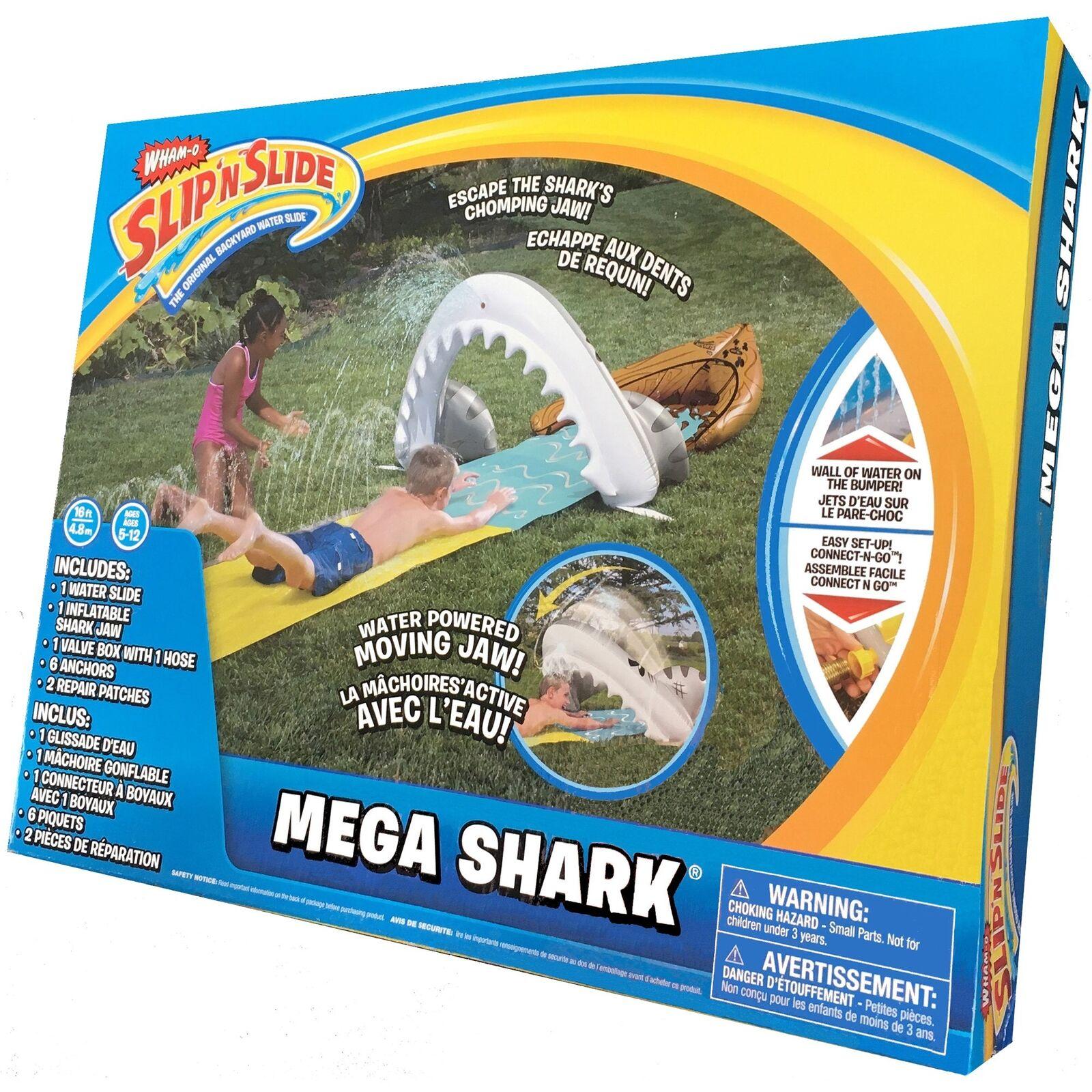 Resbalón N' Slide Mega Shark