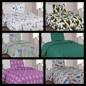 2-3PC-BEDDING-QUILT-SET-BEDSPREAD-BED-DRESSING-BEDDING-FOR-KIDS-TEENS-NEW-DESIGN