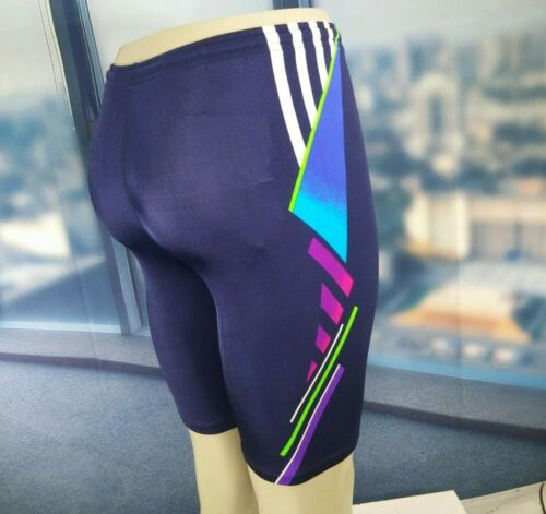 80s SPANDEX Tights UNISEX Cycling Bike SHORTS By A
