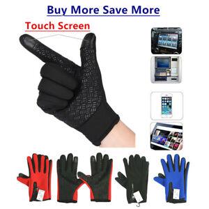 Unisex Winter Touch Screen Windproof Waterproof Outdoor Sport Gloves gloves lot