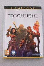 Gamebook - Torchlight  PC DVD