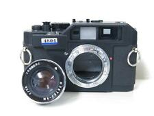 Voigtlander Bessa-R2C 35mm Film Rangefinder Camera W/50MM F/2 LENS FREE SHIPPING
