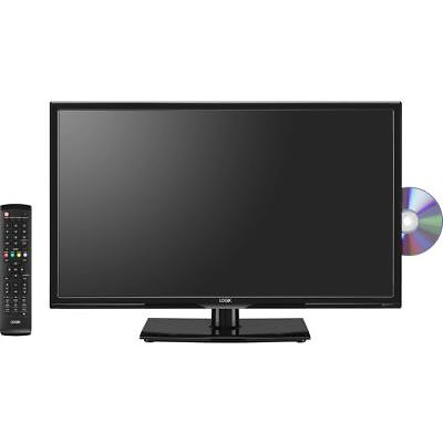 "LOGIK L24HED18 24"" LED TV with Built-in DVD Player - Currys"