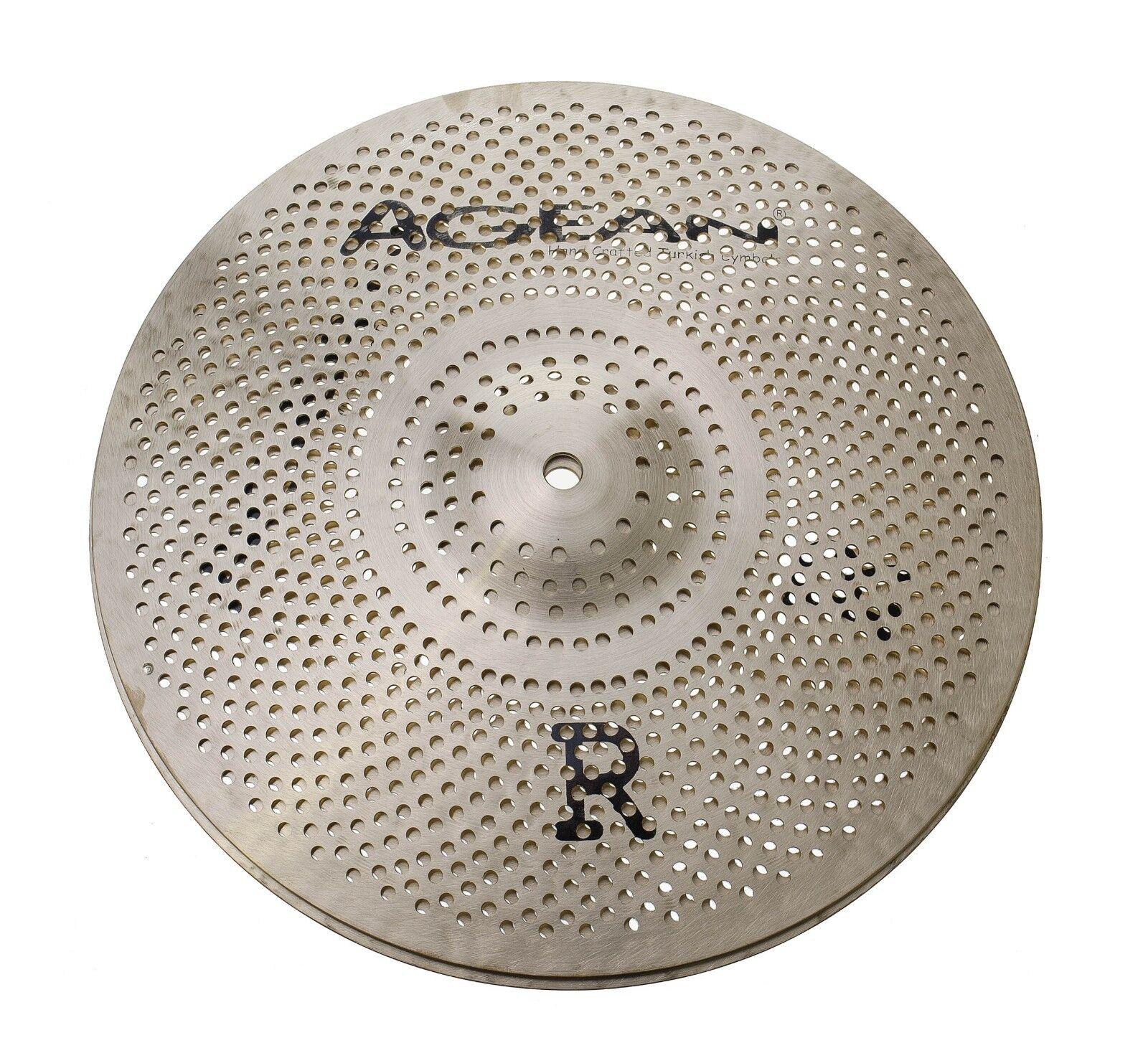 Agean Cymbals R Serie 13-Zoll Low Volume Hi-Hat