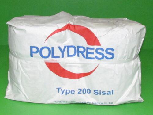 Polydress Sisal Pressengarn 2 x 9 kg Pack Typ 200 Erntegarn Ballenpresse