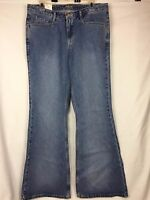 Levi's Silvertab Neo Relaxed Flare Women/juniors Denim Jeans Size 11 M-nwt