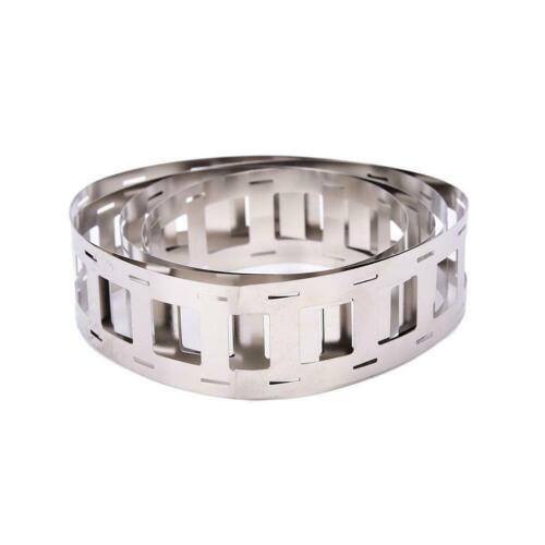 1m Solid Pure Nickel Strap Strip Spot Welding 18650 V8G0 belt offset s 0.15 U3J3