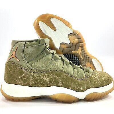 Nike WMNS Air Jordan 11 Retro Olive