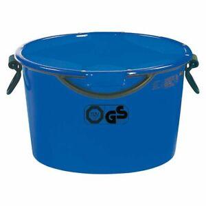 Mortar Bucket 90 Litre Blue Kranbar, Tüv Vpe = 2 Piece