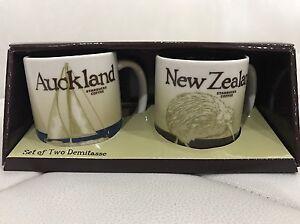 Details Sku Auckland About New Zealandamp; Mugs OzWith Set City Demitasse Starbucks 2 3 Of OPnw8k0
