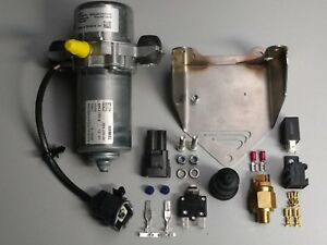 Image Is Loading 12v Vacuum Pump Kit Brake Booster Electric Vehicle
