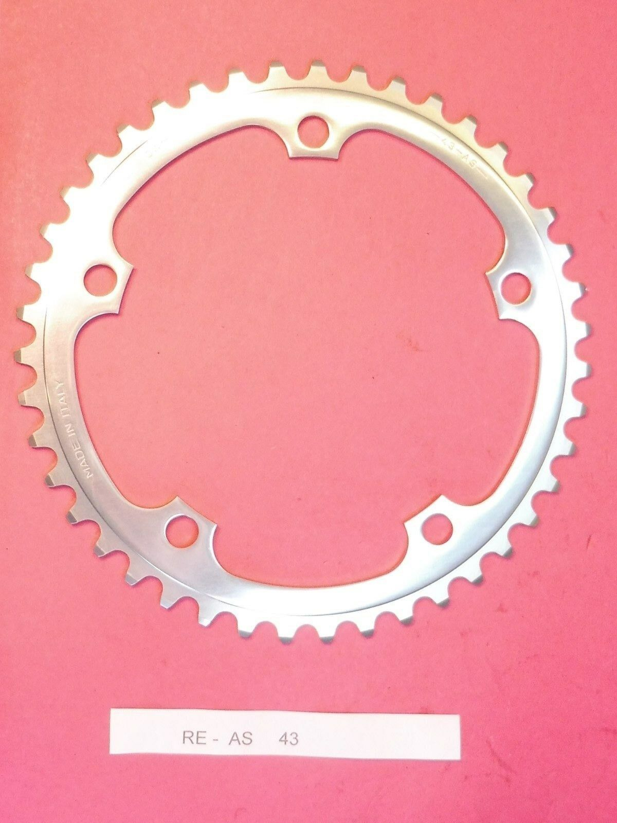 Campagnolo Corsa Record   135 PCD 43 t - ( 7   8 Speed ) chainring   NOS