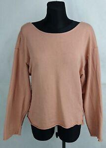e1c00bf60e6d05 Zara Trafaluc Long Sleeve Women s Top Blouse Size M 100% Cotton