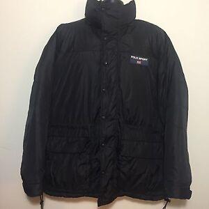 3ab55125c Details about Vintage Ralph Lauren Polo Sport Goose Down Parka Puffer  Jacket Coat (LARGE)