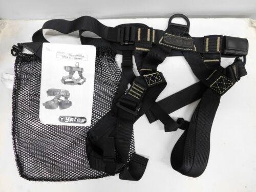 YATES 320USN Reg  NFPA Seat Harness