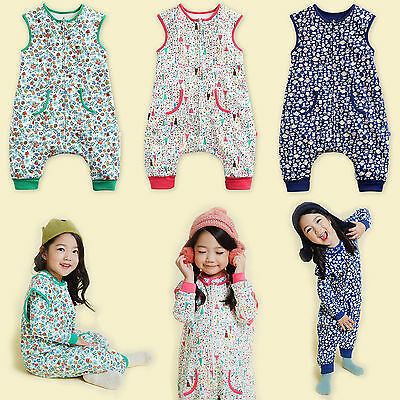 "Vaenait Baby Girls Clothes Blanket Sleeping bag Sleep sack ""Girlish Set"" 1-7T"