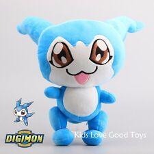 "Digimon Adventure Digital Monster Chibimon 13"" Plush Toy Stuffed Doll Cosplay"