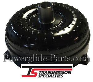 Details about TSI 200R4 STALL TORQUE CONVERTER NOS 2500 2600 2700 2800  200-R4 Grand National