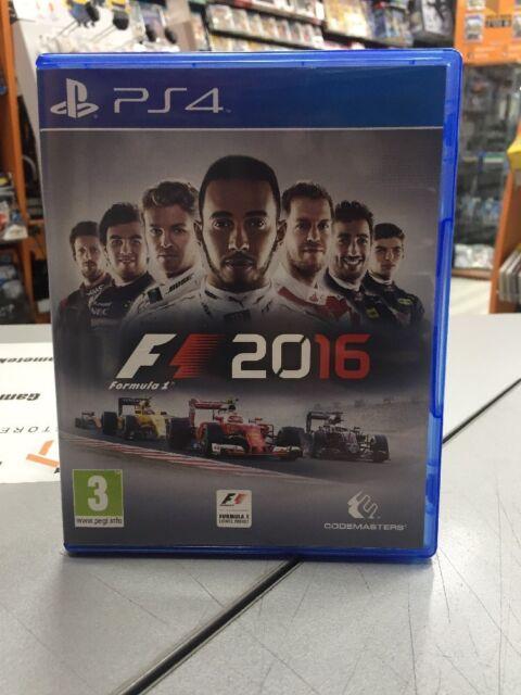 Formula 1 F1 2016 Ita PS4 USATO GARANTITO