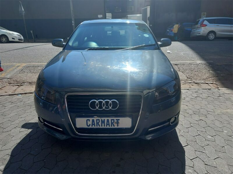 2011 Audi A3 1.2 TFSI S, Grey with 83000km available now!
