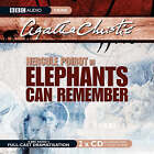 Elephants Can Remember by Agatha Christie (CD-Audio, 2006)