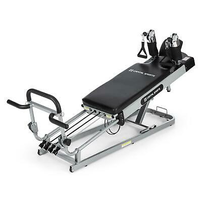 [OCCASION] CAPITAL SPORTS Pilato Reformer Banc de pilates abdos Hauteur réglable