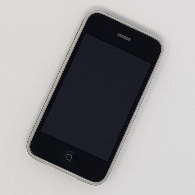 Apple iPhone 3 G 3 G 16 Go-Noir Smartphone-état de fonctionnement-O2-Fast p&p