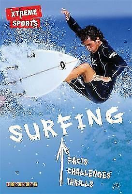 Xtreme Sports: Surfing, Ben Mondy, Very Good Book