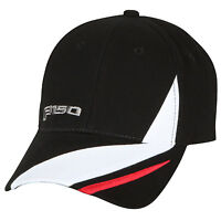 Ford F150 Black Red White Cotton Hat