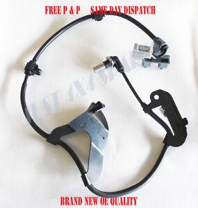Front-L-H-ABS-Speed-Sensor-For-Isuzu-D-Max-Pickup-TFS86TT-2-5-Twin-Turbo-2012