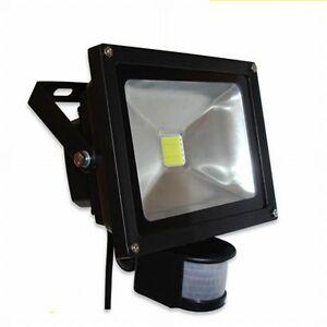 Image Is Loading 30w Bright Led Timer Pir Sensor Low Energy
