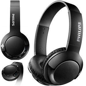 Ecouteurs-sans-Fil-Philips-Noir-Basse-On-Ear-Bluetooth-Cables-SHB3075BK-00