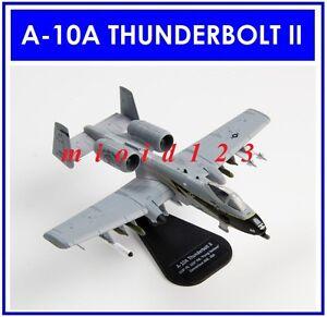 1/100 - Fairchild-republic A-10 Thunderbolt Ii - Die-cast