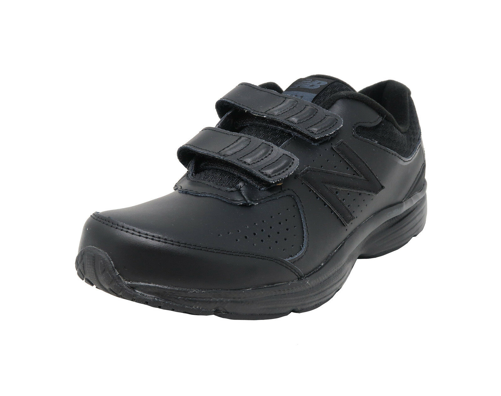 New Balance Mens MW411HK2 Walking shoes Black Cushion Comfort Medium Width