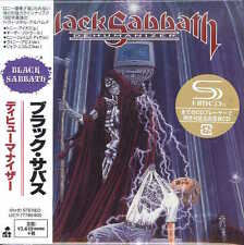 BLACK SABBATH-DEHUMANIZER-JAPAN MINI LP SHM-CD Deluxe Edition I50