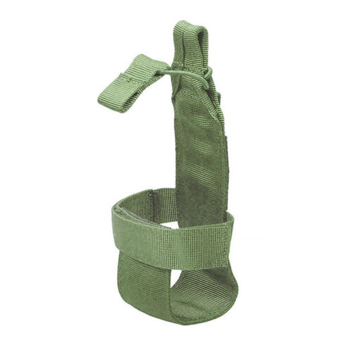 Tactical Hiking Camping Molle Water Bottle Holder Nylon Belt Carrier Pouch Bag
