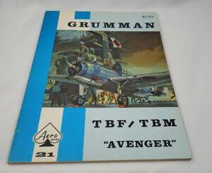 Grumman-TBF-TBM-Avenger-Aero-Series-21-Military-Quality-Packaging