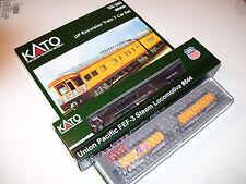 KATO 1260401L 106085 1060861 N UP FEF-3 SET 9 CARS & LOCO  W/ DCC/SOUND & LIGHTS
