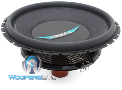 """IMAGE DYNAMICS RIDMAX15 D4 15/"""" REPLACEMENT SUB CONE FOR ID MAX D4 SUBWOOFER NEW"""