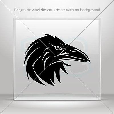 Sticker Decals Angry Piranha Atv Bike polymeric vinyl Garage st5 XRWW8