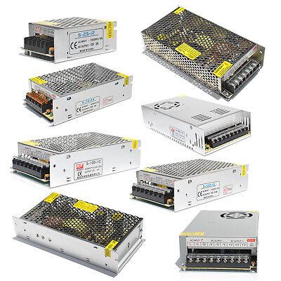 DC 12/24V Power supply 2/3/5/8/15/20/50A Universal Regulate Driver For LED Strip